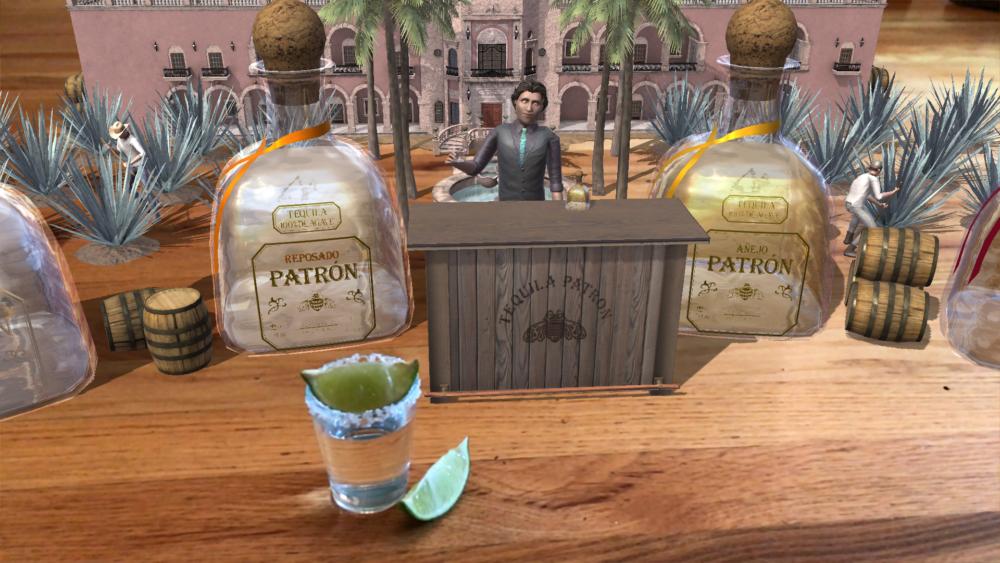 Bartender - Patron